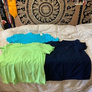 Other - Three Polo t shirts